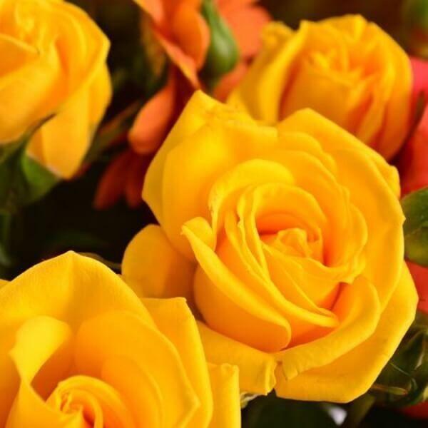 Магазин цветов Букетная Букет «Осенний» - фото 3
