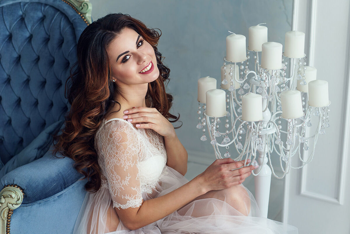 Свадебный аксессуар ALIZA Пеньюар Vega - фото 2