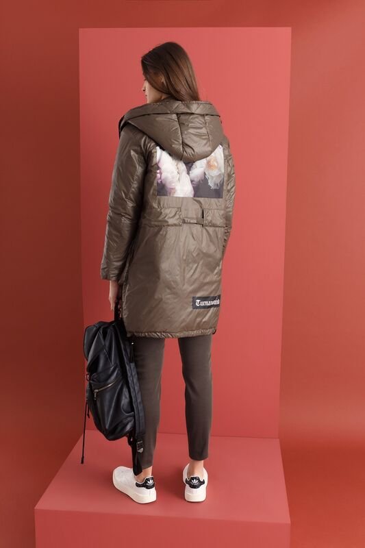Верхняя одежда женская Favorini Пальто женское 1431 - фото 2