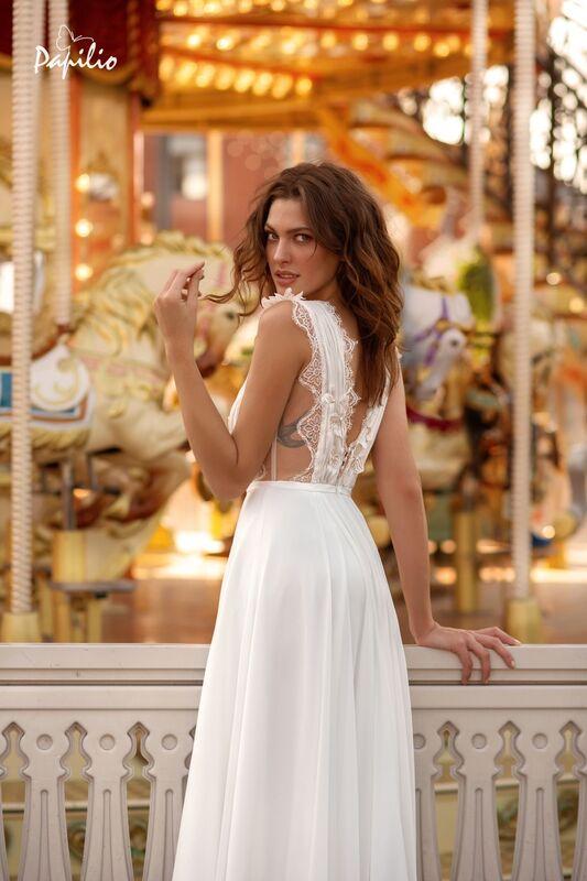 Свадебный салон Papilio Свадебное платье 11938 - фото 2