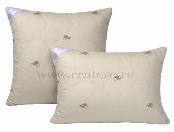 Подарок Ecotex Верблюжья подушка «Караван» 50х70 ПВТ57 - фото 1