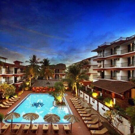 Туристическое агентство Клеопатра-тур Пляжный авиатур в Индию, Гоа, Pride Sun Village Resort Spa 4* - фото 1