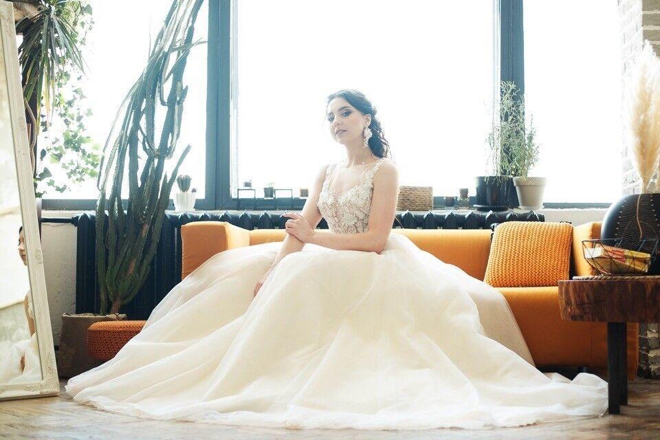 Свадебный салон ALIZA свадебное платье  Chantily - фото 1