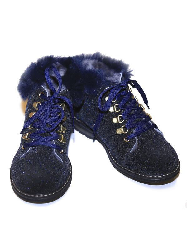 Обувь детская Zecchino d'Oro Ботинки для девочки A27-2701 - фото 2