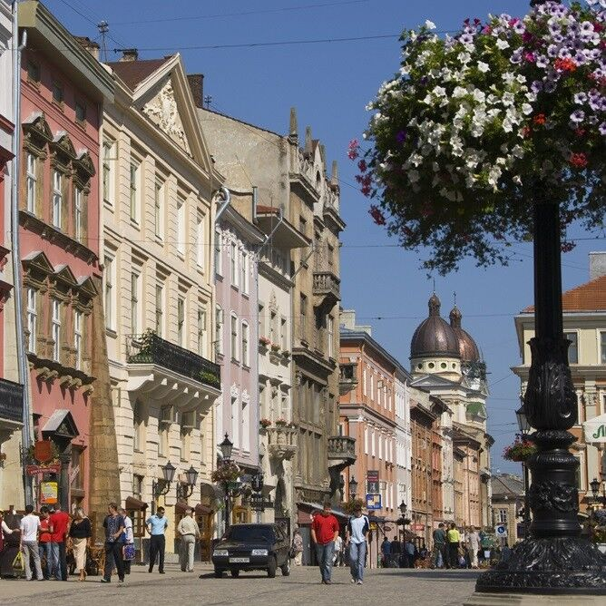 Туристическое агентство АнитаБай Автобусный экскурсионный тур «Волшебное Закарпатье + Львов» - фото 1