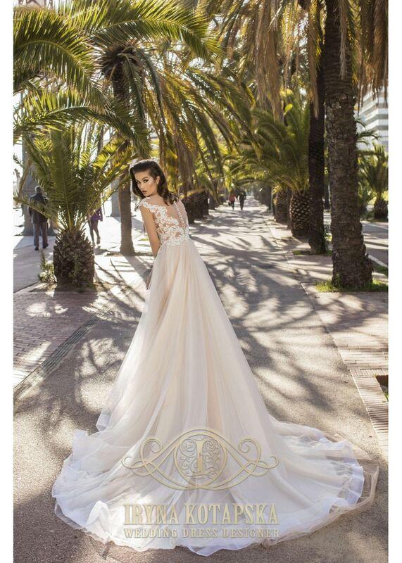 Свадебное платье напрокат Lavender Свадебное платье Gloriya - фото 2