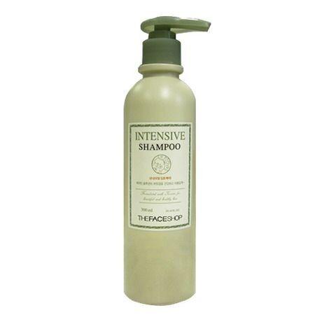 Уход за волосами The Face Shop Шампунь для волос с кератином Keratin Intensive Shampoo - фото 1