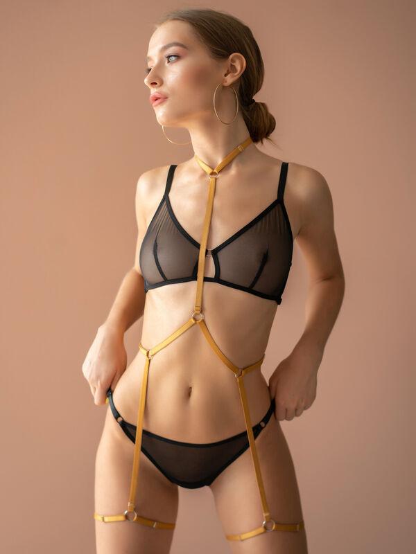 Женское нижнее белье Lovelace Украшение для тела №2 - фото 2