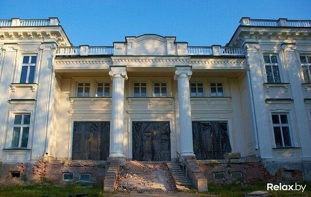 Достопримечательность Дворец Друцких-Любецких Фото - фото 3