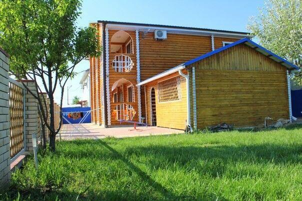 Туристическое агентство Сан Далитур Пляжный тур в Россию, Анапа, гостевой дом «Золотая рыбка» - фото 1