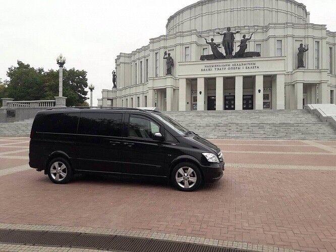 Прокат авто Mercedes-Benz Viano Black - фото 1