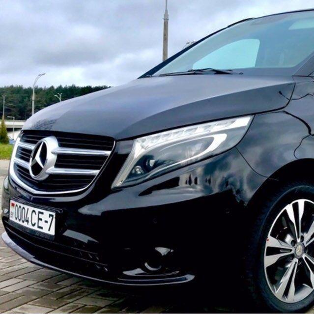 Прокат авто Mercedes-Benz Vito 7 мест - фото 1