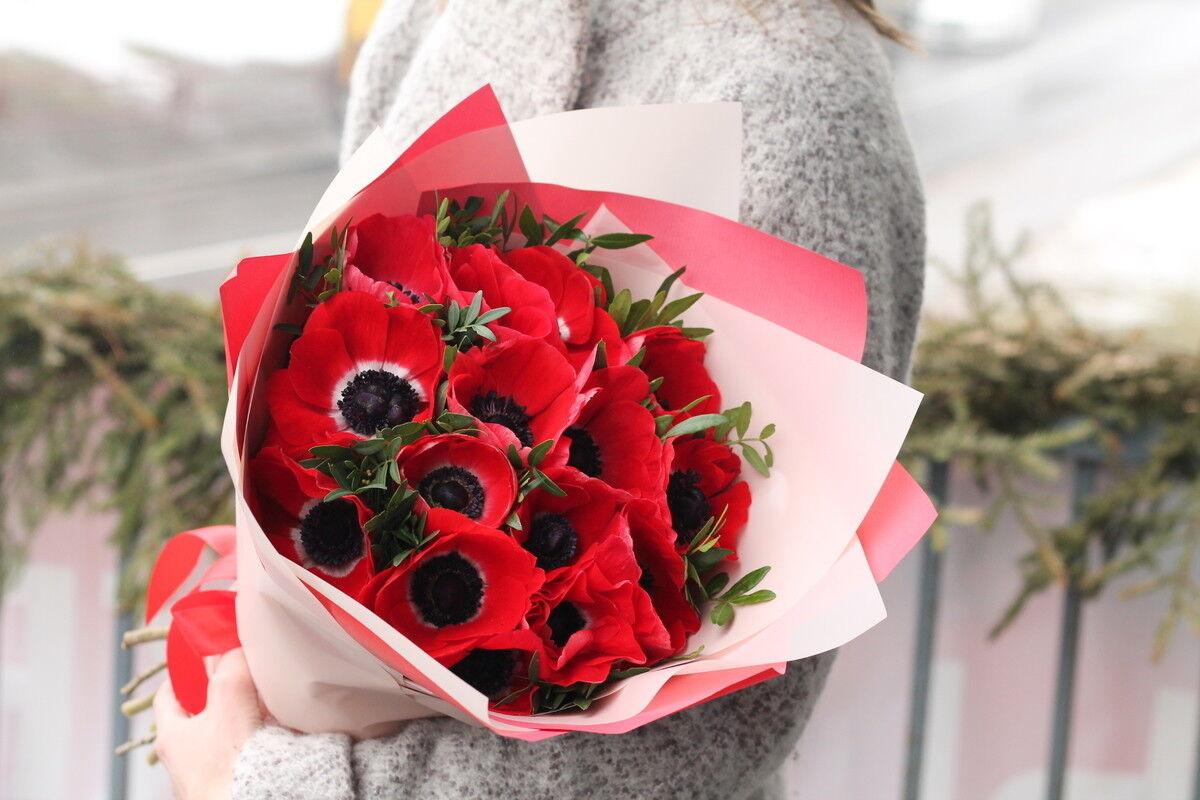 Магазин цветов Cvetok.by Букет «Страсть красавицы» - фото 2