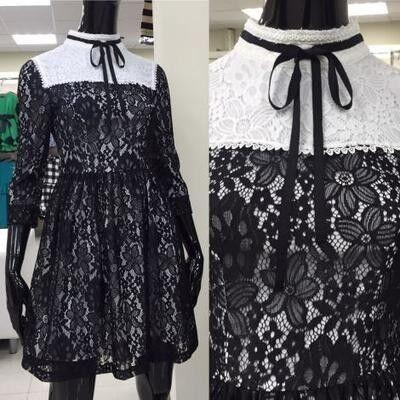 Платье женское Liza Muromskaya Платье женское 43 - фото 1