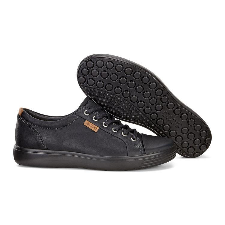 Обувь мужская ECCO Кеды мужские SOFT 7 430004/51707 - фото 8