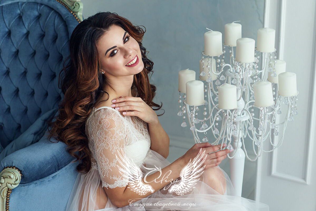 Свадебный аксессуар ALIZA Пеньюар Vega - фото 4