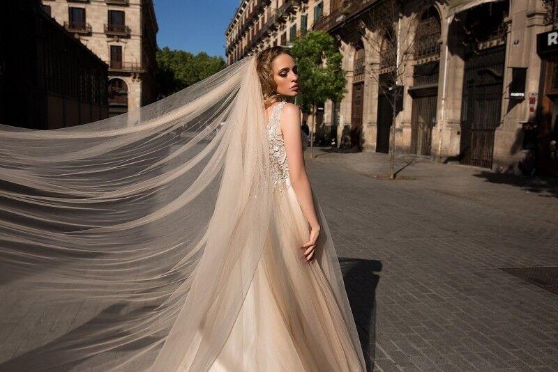 Свадебный салон Ida Torez Свадебное платье Lanisadeta - фото 4