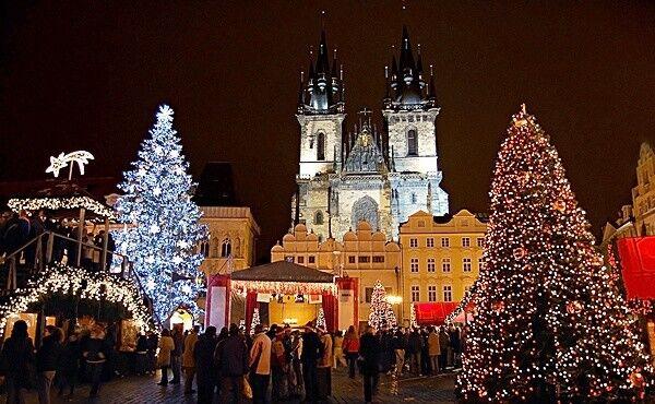 Туристическое агентство Череда Путешествий Автобусный экскурсионный тур «Рождественский дуэт. Австрия – Чехия» - фото 2