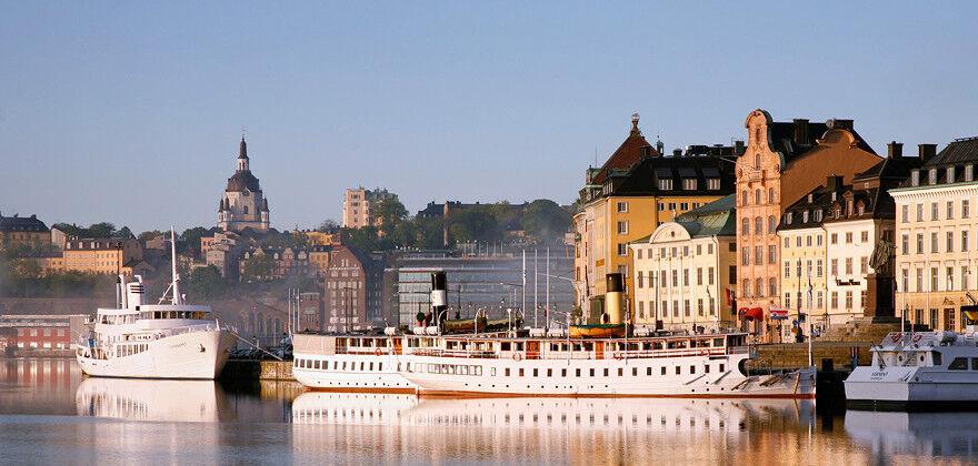 Туристическое агентство Яканата тур Экскурсионный круиз «Таллин – Стокгольм – Рига» - фото 2