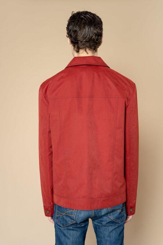 Верхняя одежда мужская Etelier Куртка мужская плащевая утепленная 4М-8530-1 - фото 5