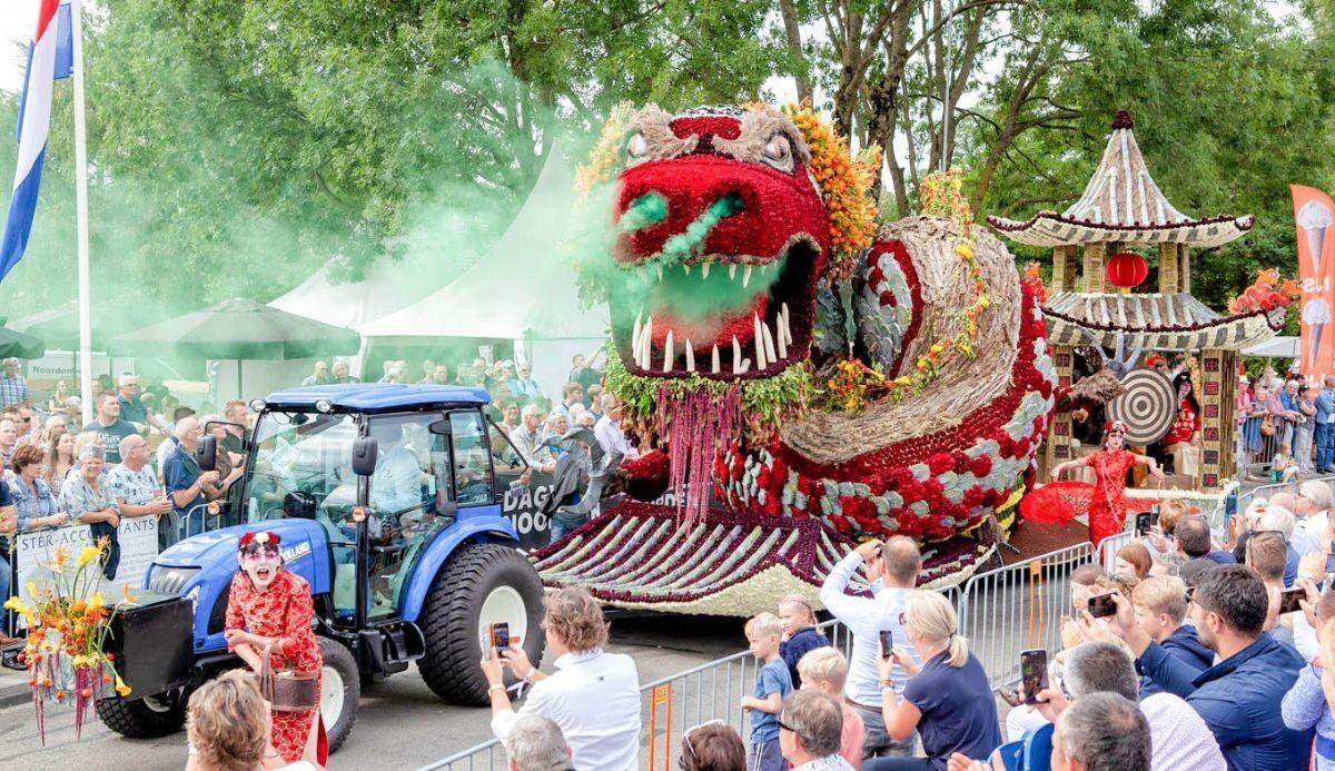 Туристическое агентство Внешинтурист Экскурсионный автобусный тур N2 «Неизведанные Нидерланды + парад цветов Блюменкорсо» - фото 3