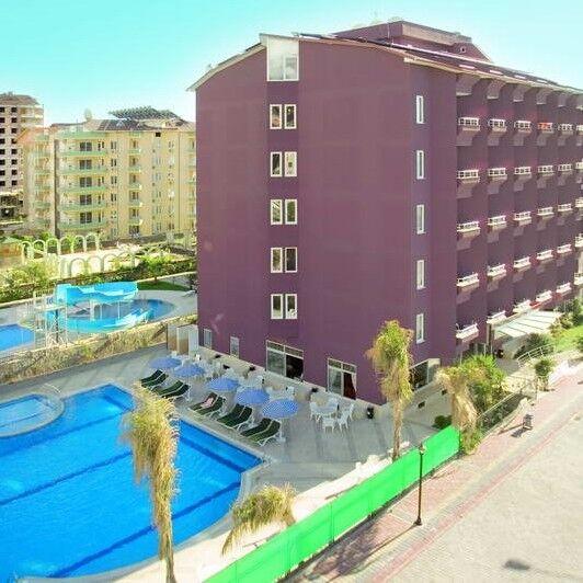 Туристическое агентство LetoTravel Пляжный авиатур в Турцию, Аланья, Sun Star Beach Hotel 4* - фото 1