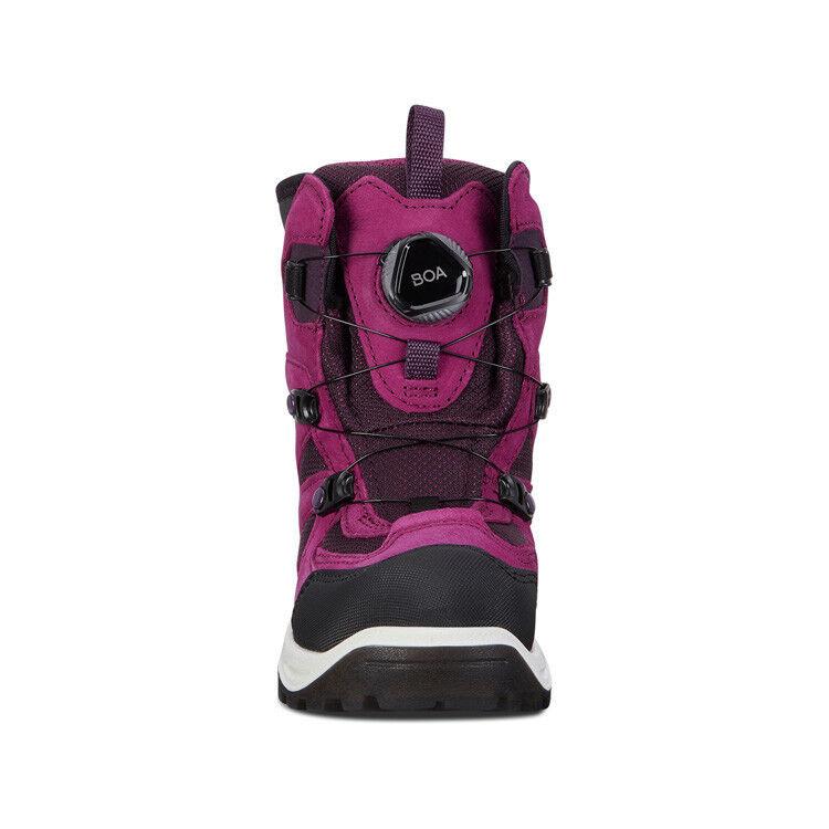 Обувь детская ECCO Ботинки детские SNOW MOUNTAIN 710232/52936 - фото 4