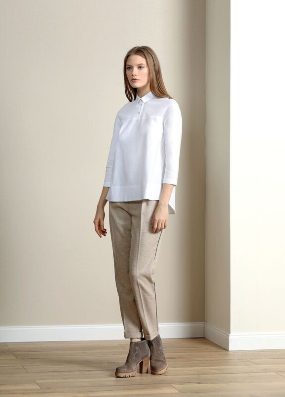 Кофта, блузка, футболка женская Burvin Блузка женская 5770 - фото 1