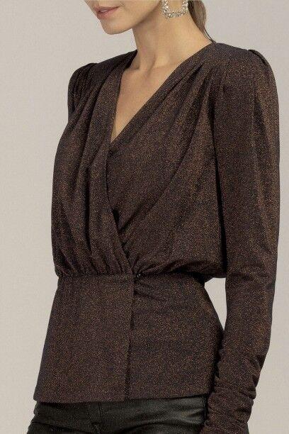 Кофта, блузка, футболка женская Elis Блузка женская арт. BL1133K - фото 3