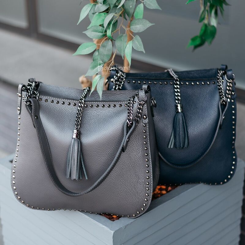 Магазин сумок Vezze Кожаная женская сумка C00537 - фото 3