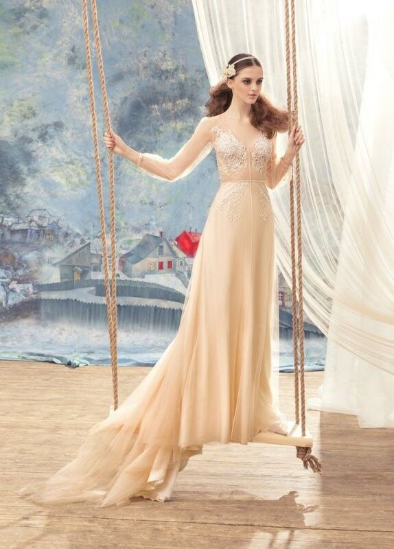 Свадебный салон Papilio Свадебное платье «Танагра» 1740L - фото 1