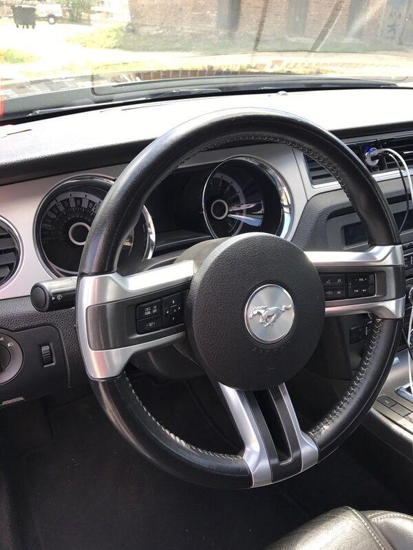 Аренда авто Ford Mustang 2012 - фото 6