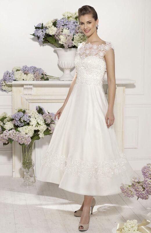 Свадебное платье напрокат Novia D'Art Платье свадебное Pia - фото 1