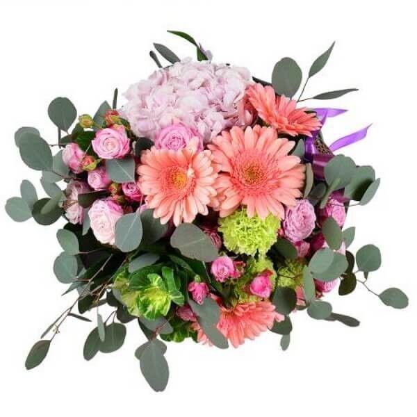 Магазин цветов Букетная Букет «Первое свидание» - фото 2