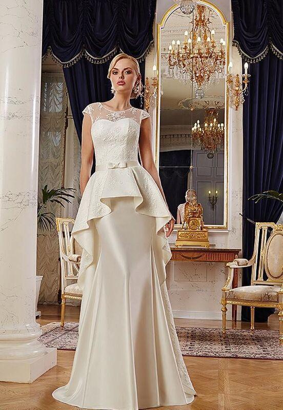 Свадебный салон Robe Blanche Платье свадебное «Элегантность» - фото 1
