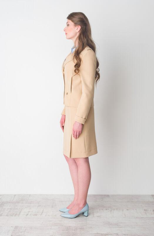 Пиджак, жакет, жилетка женские Elema Жакет женский Т-6089 - фото 2