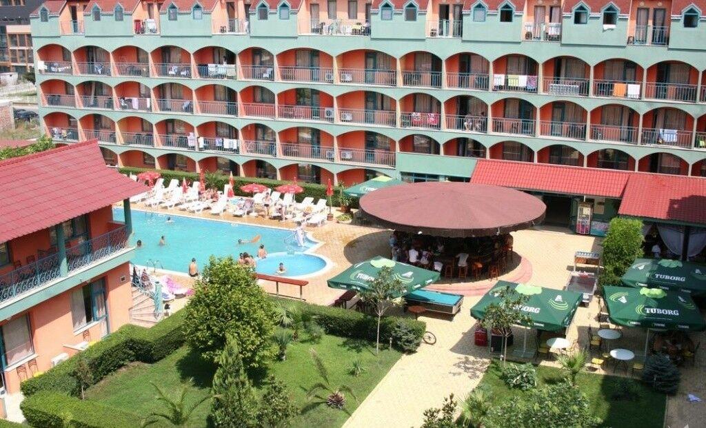 Туристическое агентство Санни Дэйс Пляжный авиатур в Болгарию, Солнечный Берег, Jasmin Club/Kokiche Hotel 3* - фото 2