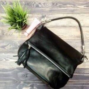 Магазин сумок Vezze Кожаная женская сумка С00142 - фото 1