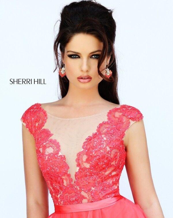 Вечернее платье Sherri Hill Платье 11269 - фото 4