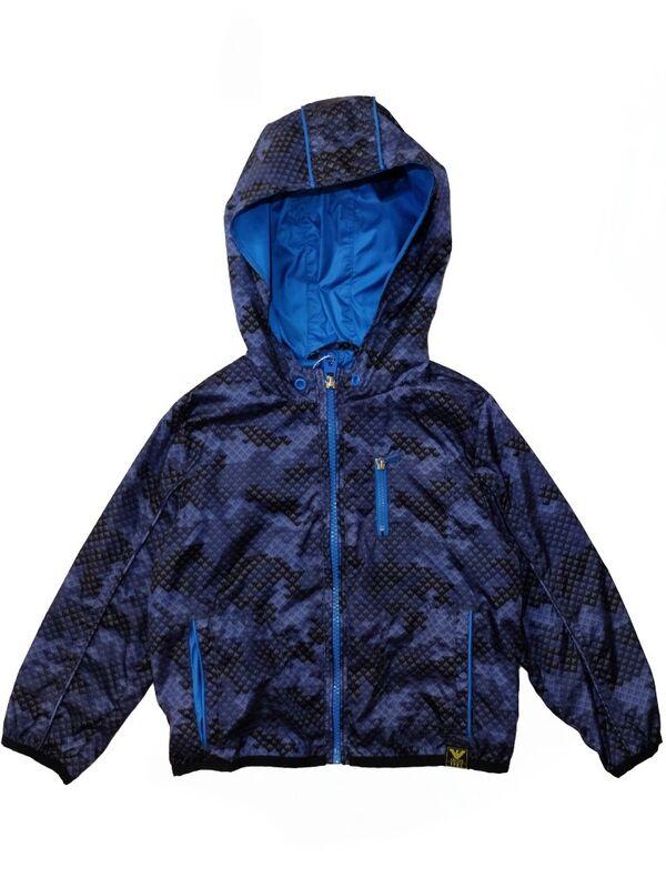 Верхняя одежда детская Armani Junior Куртка для мальчика CXL06 AZ - фото 1
