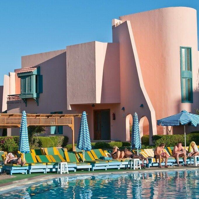 Туристическое агентство Кросс тур Пляжный авиатур в Египет, Хургада, Zahabia Village & Beach Resorts 3*+ - фото 1