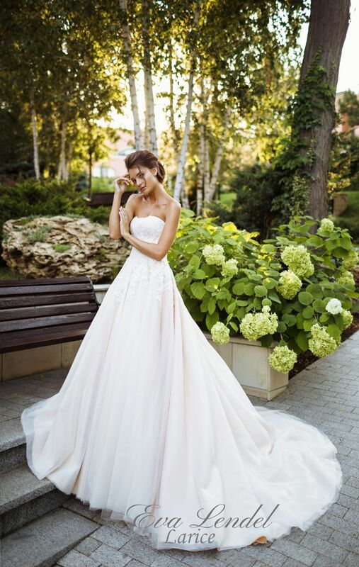 Свадебный салон Eva Lendel Платье свадебное Larice - фото 1