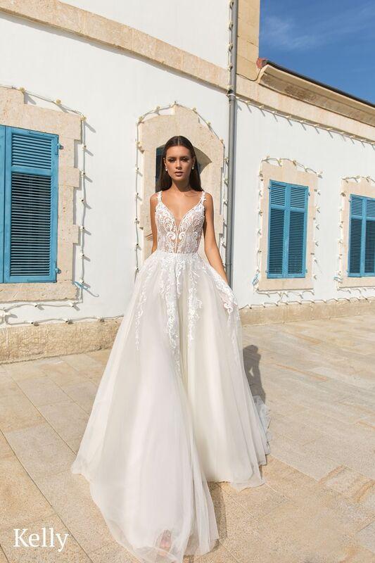 Свадебный салон Aivi Свадебное платье Kelly (Love Repablic) - фото 1