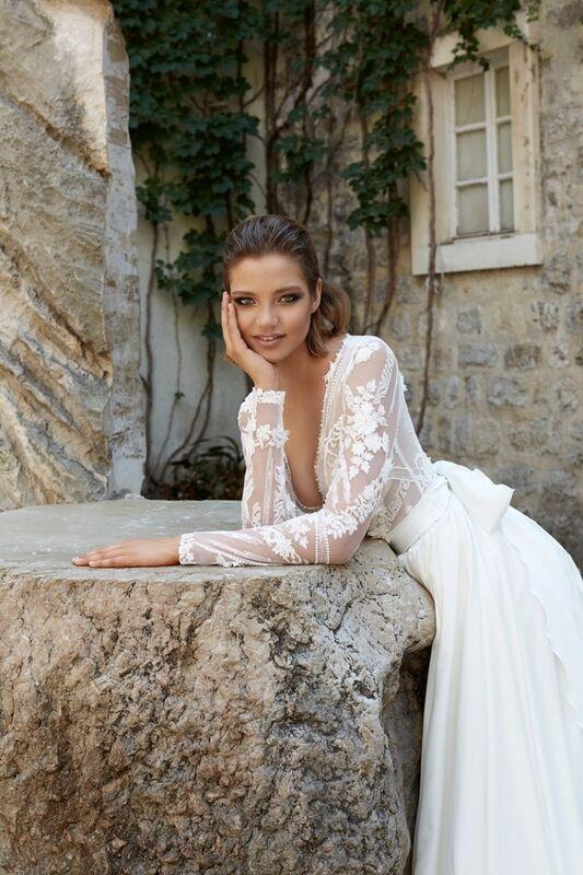 Свадебное платье напрокат Armonia Свадебное  платье Naiad - фото 2
