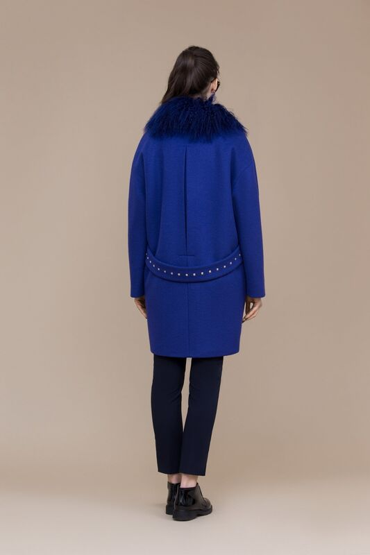 Верхняя одежда женская Elema Пальто женское зимнее 7-7866-1 - фото 2