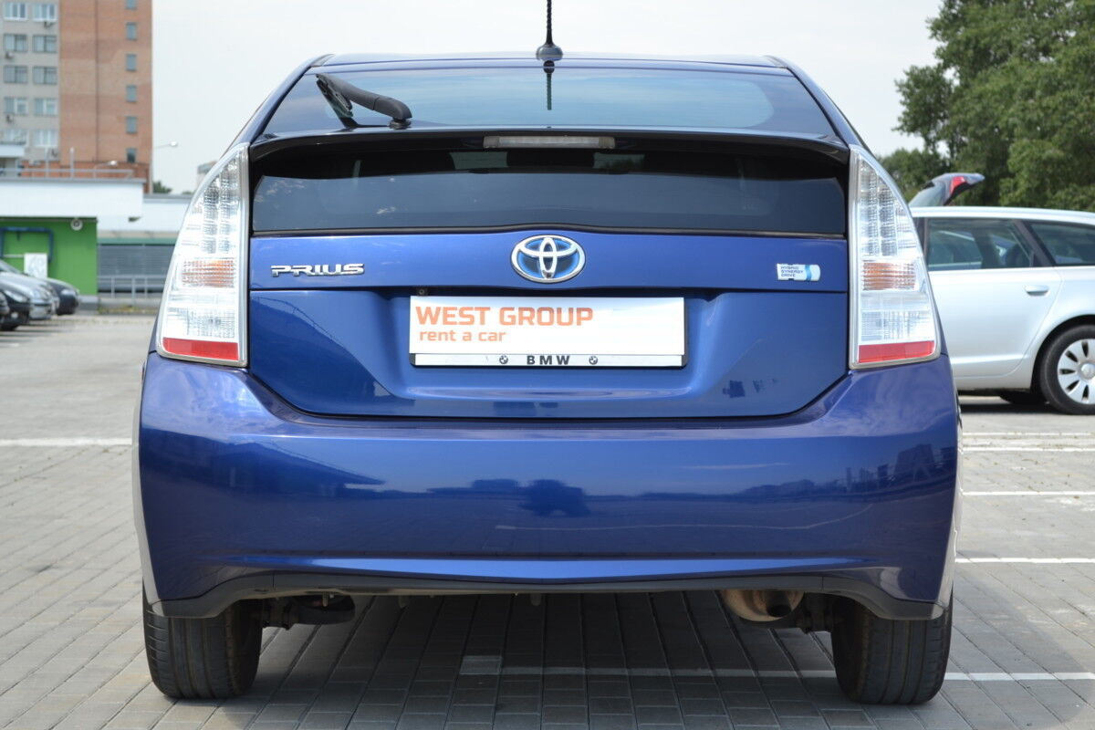 Прокат авто Toyota Prius 2010 - фото 6