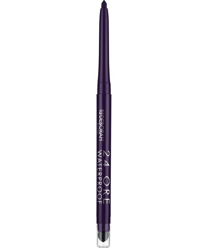 Декоративная косметика Deborah Milano Водостойкий карандаш для век 24Ore Waterproof Eye Pencil - 8 - фото 1