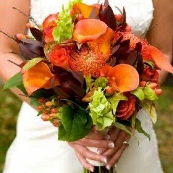 Магазин цветов Ветка сакуры Свадебный букет № 62 - фото 1