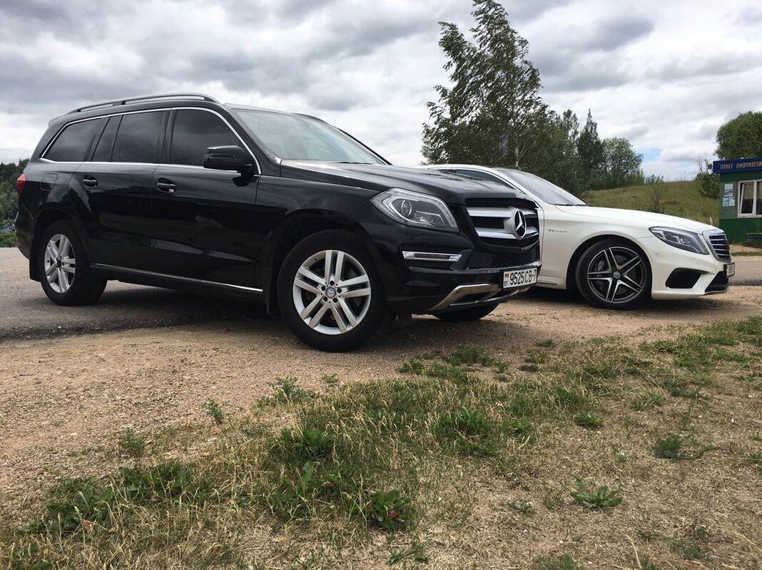 Прокат авто Mercedes-Benz Gl x166 - фото 3