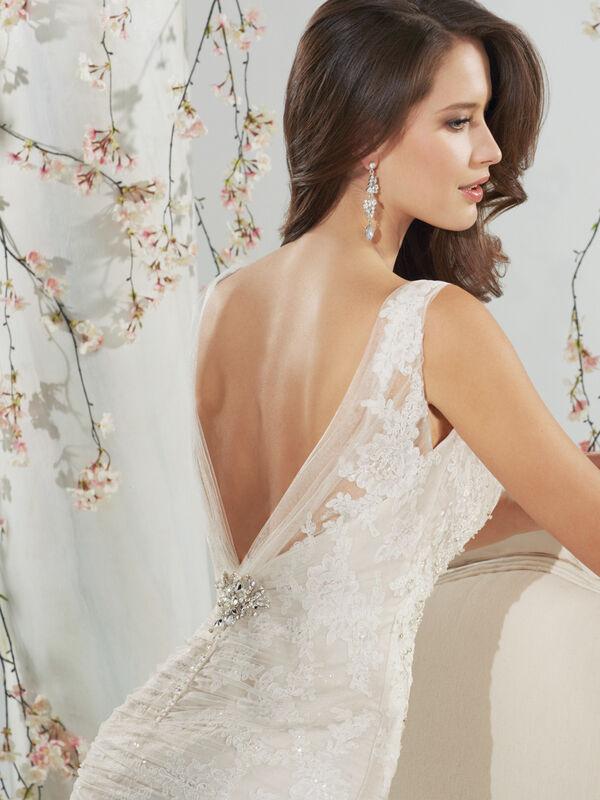 Свадебное платье напрокат Sophia Tolli Свадебное платье Y11400 Margaery1 - фото 3